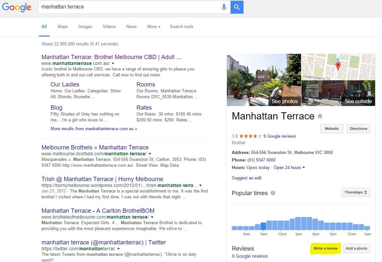 manhattan terrace review